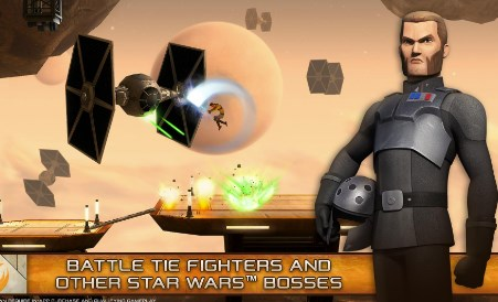 Star Wars Rebels: Missions Apk+Data Free on Android Game Download