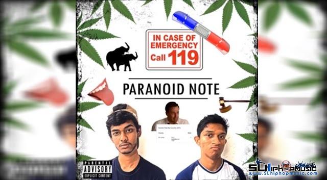 Paranoid Note - 119  Sri Lankan Political Diss