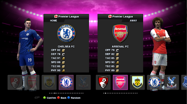 pes 2013 update patch 2020