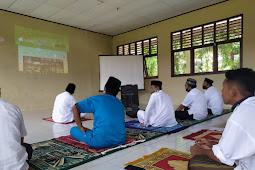 Poto: SMKN 1 XIII KOTO KAMPAR Solat Hajat Bersama Dinas Pendidikan Provinsi Riau