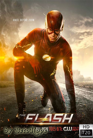 The Flash Temporada 2 [720p] [Latino-Ingles] [MEGA]