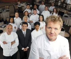 Hell's Kitchen Season 1 Contestants