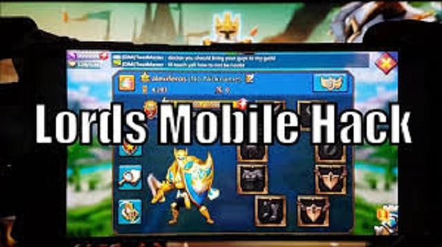 Cara Hack Lords Mobile Tanpa Verifikasi