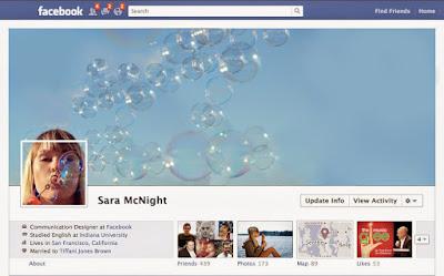 Cara Membuat Foto Profil Facebook Menyatu Dengan Foto Sampul