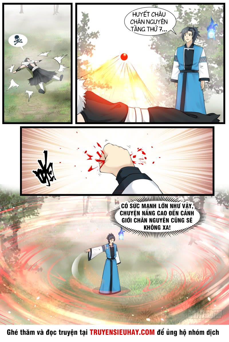 Võ Luyện Đỉnh Phong Chapter 192 video - truyenmh.com