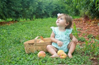 فوائد عصير الخوخ للاطفال
