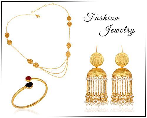 brass fashion jewelry