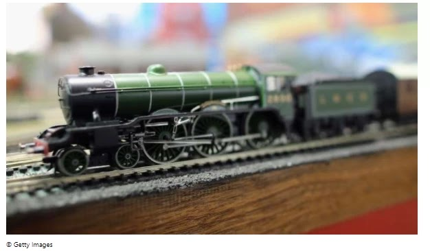 Model train maker Hornby went ahead with the lockdown