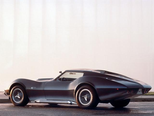Chevrolet Corvette Mako Shark II Concept