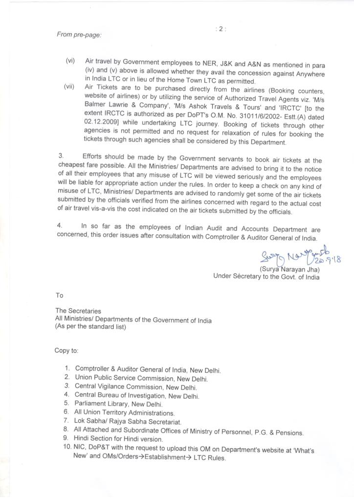 Central Govt.Employees- Leave Rules (FAQ) – Central ...