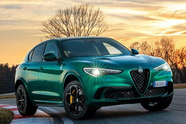 Alfa Romeo Stelvio QV 2020