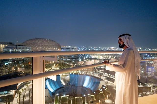بدء العد التنازلي لمدة شهر لمعرض إكسبو دبي 2020 ، تستعد دبي لاستقبال العالم