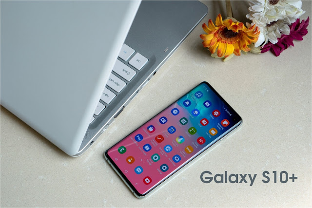 Spesifikasi, Review & Harga Hp Samsung S10+