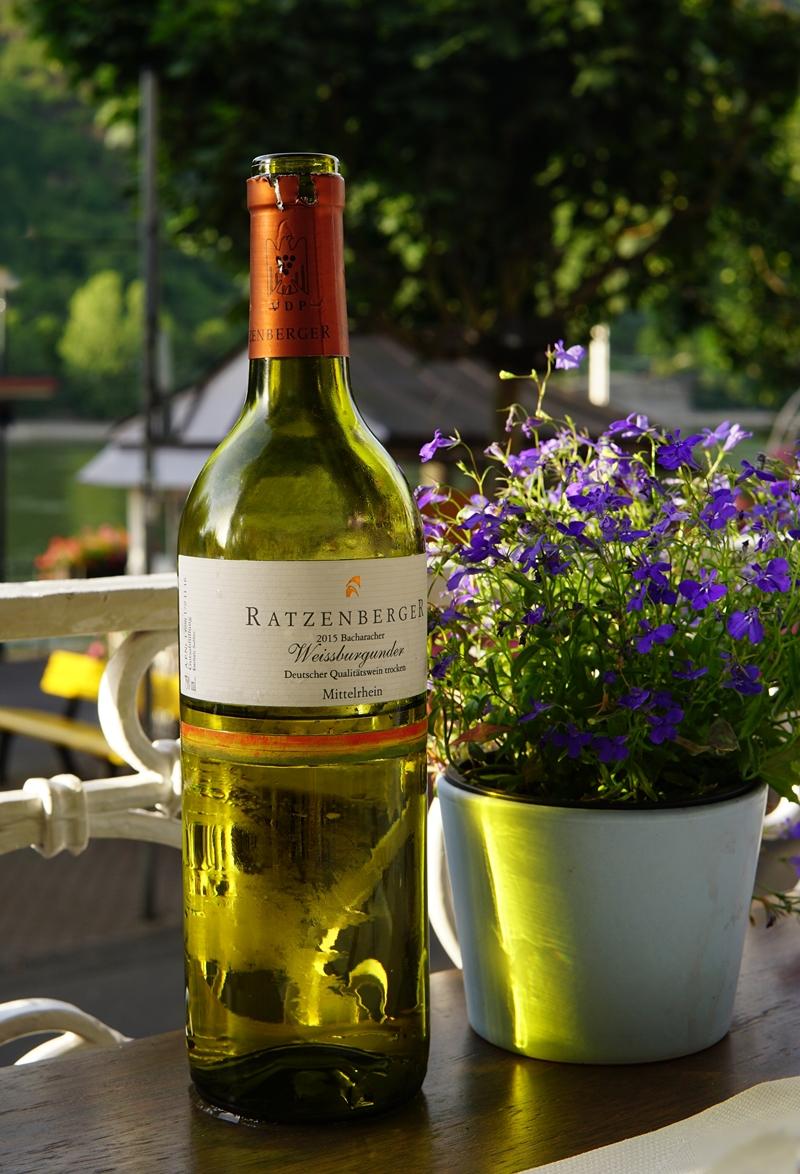 saksalaiset viinit, mittelrhein