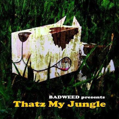 Thatz my jungle CD cover