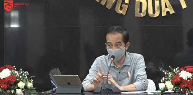 """Jokowi Yang Semakin Goyah"""