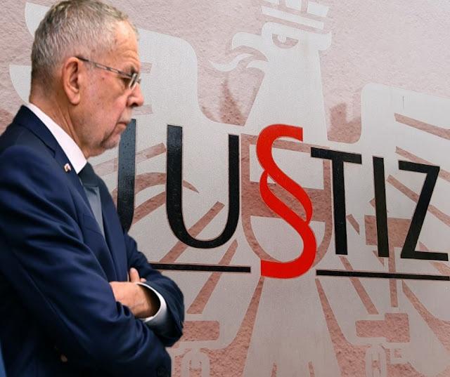 رئيس النمسا يستنجد بالقضاة لإنقاذ الدولة من الزيغ