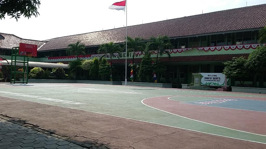 ilustrasi SMAN di Jakarta