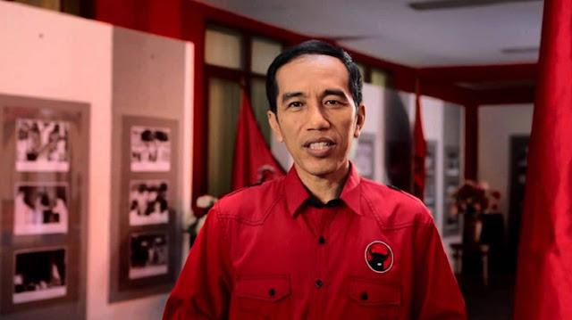 Asyari Usman: PDIP Sedang Mengigau Tentang Jokowi
