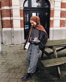 inspirasi hijab fashion untuk instagram