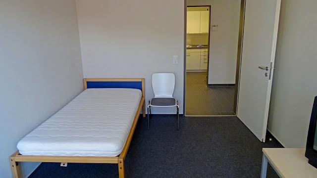 materasso Ikea-lattice-camera-letto