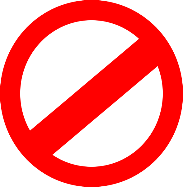 No symbol Sign, prohibited signs, no to signage, angle, text, trademark png free png