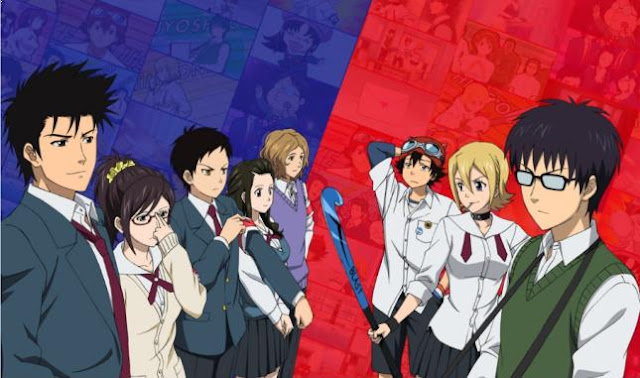 Top Best School Comedy Anime List - Sket Dance