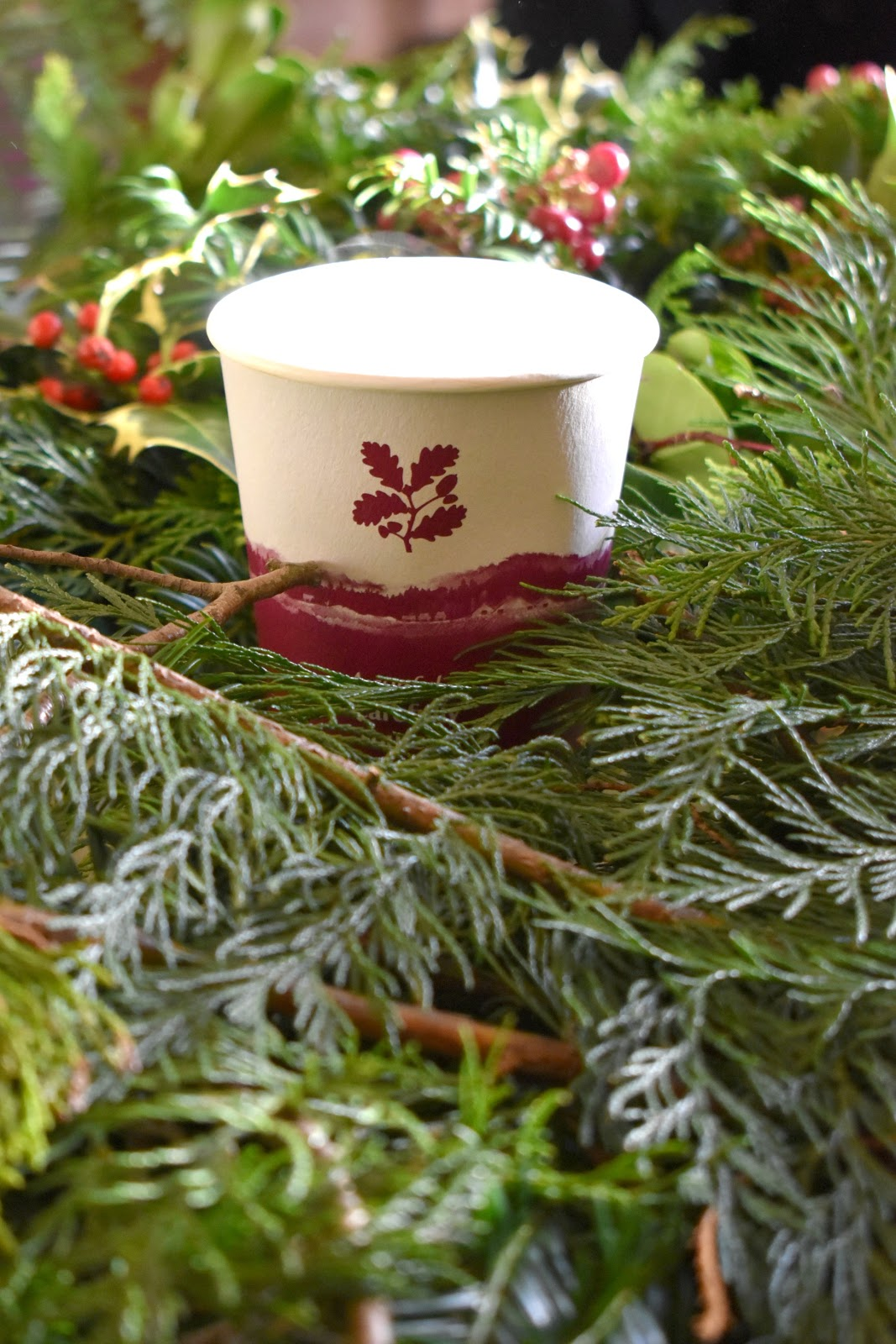 Christmas at Cragside - Mulled Wine