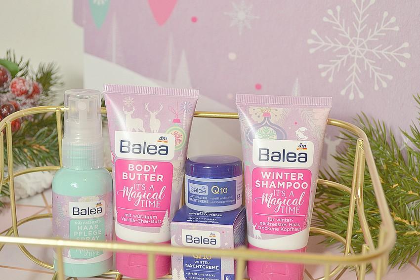 szampon do włosów balea magical time