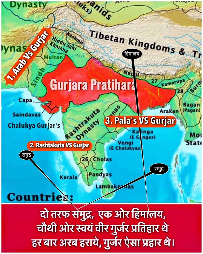 The Untold History of Marwar Rajasthan.