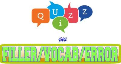 Fillers Quiz for All Bank Exams
