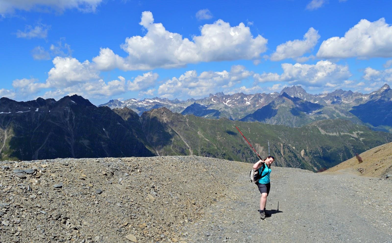 Alpy Jak przygotować się na trekking