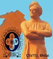 CSVTU Bhilai