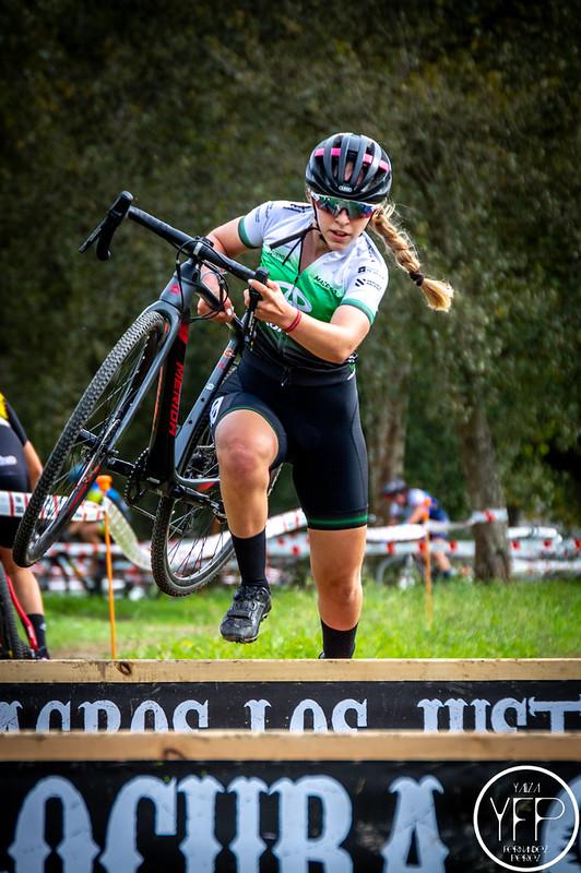 Las fotos del Ciclocross de Betanzos 2021 - Fotos Yaiza Fernández