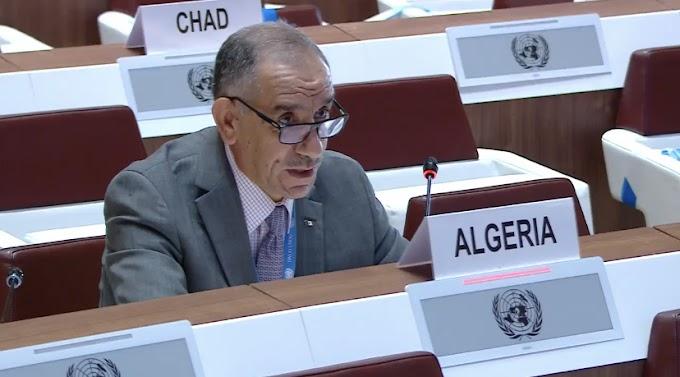 دبلوماسي جزائري : النبرة الإنتقامية للمغرب ضد الجزائر والهيئات الدولية هدفها إخفاء حقيقة وقوفها ومسؤولياتها في معاناة الشعب الصحراوي.