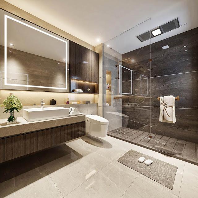 Interior Design Of Bathroom In India