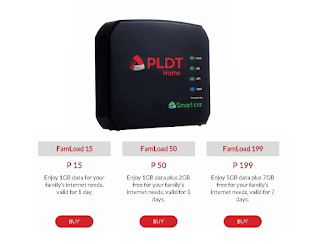 PLDT Home Prepaid WiFi FamLoad Promos, also Available to Smart Bro
