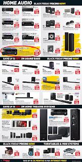 Visions Electronics Weekly Flyer November 16 - 22, 2018 Black Friday