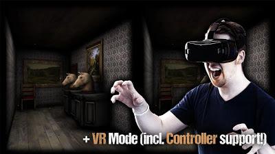 Sinister Edge - 3D Horror Game نسخة كاملة مدفوعة للاندرويد