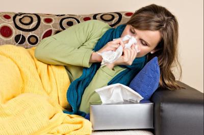 Berapa lama flu Bisa Sembuh?