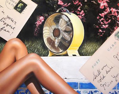 Ryan Jones Art Painting