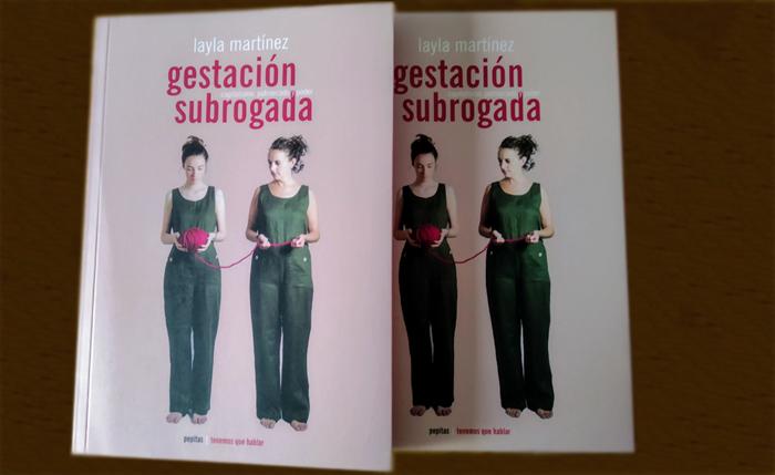 «Gestación subrogada: capitalismo, patriarcado y poder» de Layla Martínez (Pepitas de Calabaza)