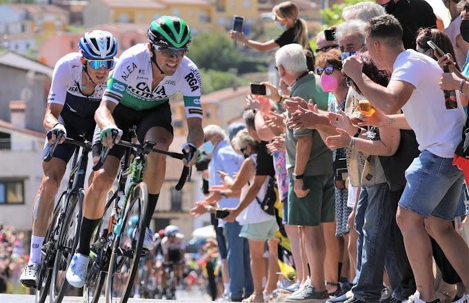 Las fotos de la 15ª etapa de la Vuelta a España - Fotos Ciclismo González