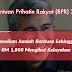Bantuan BPR 2021 Berjumlah Sehingga RM 1,800