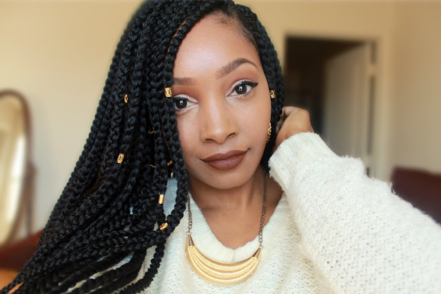 Box Braids, trancinhas, box braids tumblr