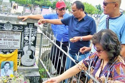 Andar: Bupati Samosir Rampas Tanah Rakyat, Tolak Rekomendasi dan Prasasti Guru Nahum