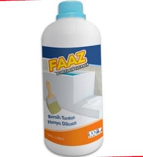 Faaz | Porcelain Cleaner  Mulai dari Rp 25.000,00, isi 250 ml