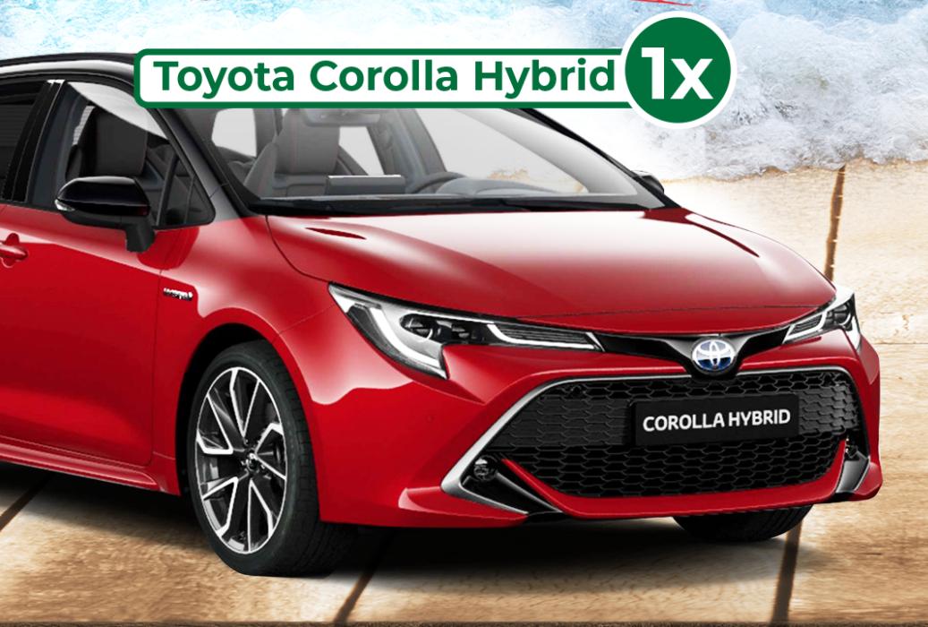 Concurs bere Bürger si Meister - Castiga o masina Toyota Corolla Hybrid - 2021 - concursuri - online - premii - vacante - castiga.net
