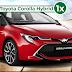 Concurs bere Bürger si Meister - Castiga o masina Toyota Corolla Hybrid