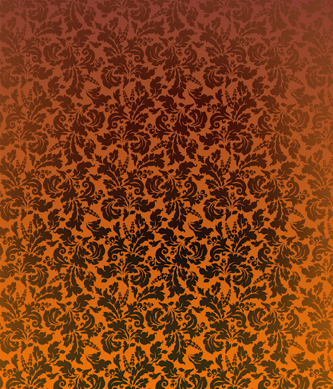 Red-color-textile-design-pattern-7027
